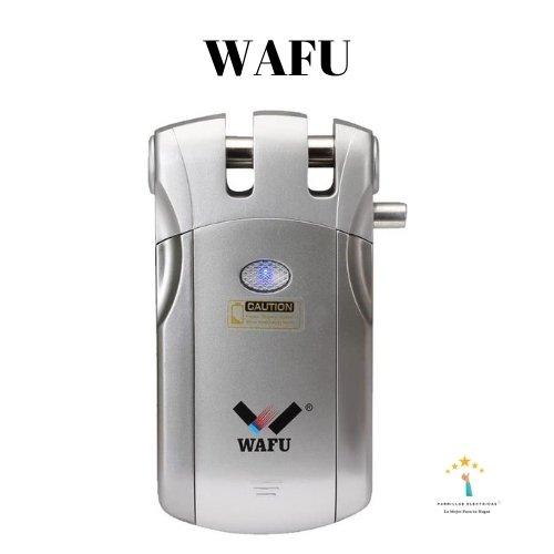 2. WaFu Mejor cerradura invisible calidad precio