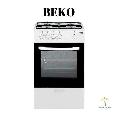 2. Cocina De Gas Moderna Beko