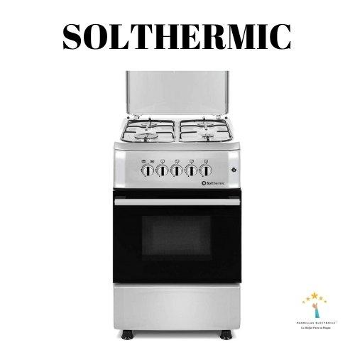 3. Cocina De Gas Moderna Solthermic