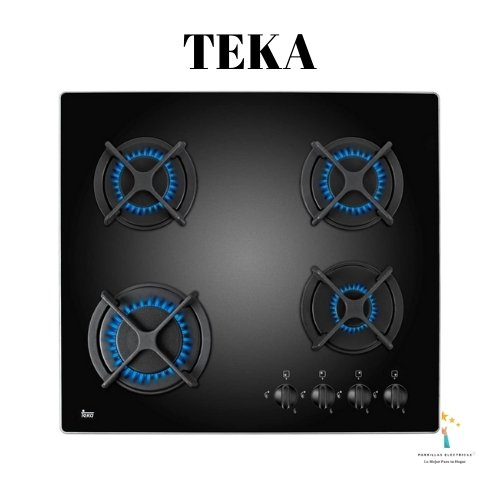 5.Cocina de Gas de Butano Teka