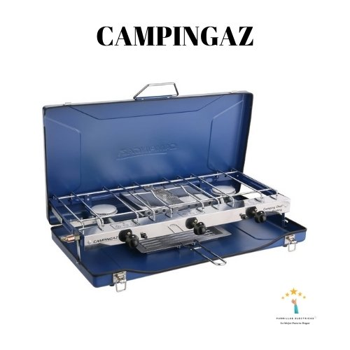 2. Cocina de gas marca Campingaz