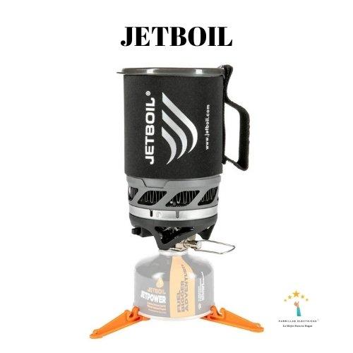 cocina de gas de uso exterior jetboil