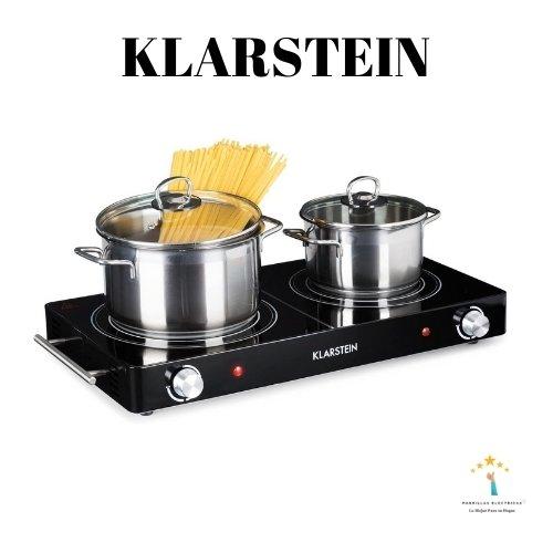 2. Klarstein Cocina Eléctrica Moderna
