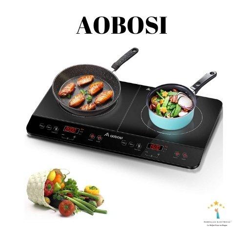 cocina eléctrica aobosi