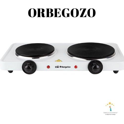 3. Cocina Doble fabricación 100% España – Orbegozo