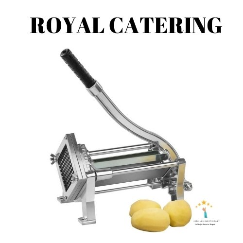 cortador de patatas royal catering