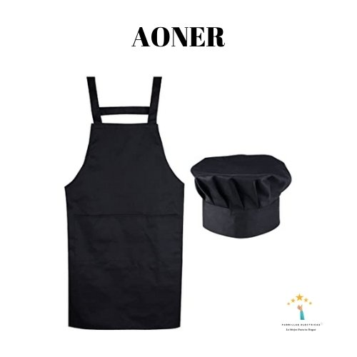 delantal de cocina aoner