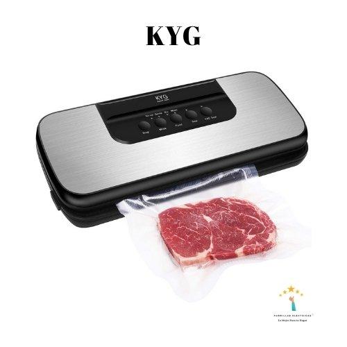 4. KYG Envasadora al vacío de Alimentos 110W