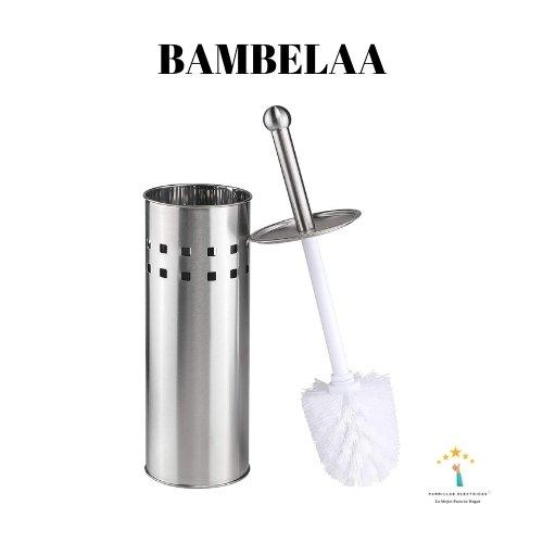 escobilla de baño bambelaa
