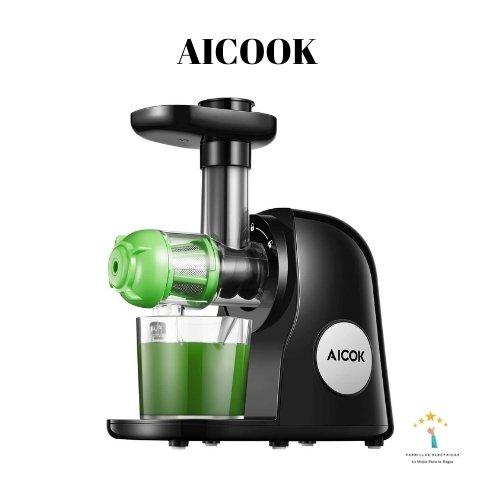 2. Extractor de jugos Aicook