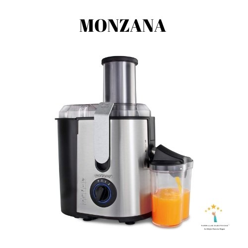 5. Monzana extractor de jugos