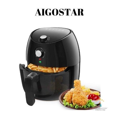 3. Aigostar Dragon Pro 30LDX - mejor freidora sin aceite 2021