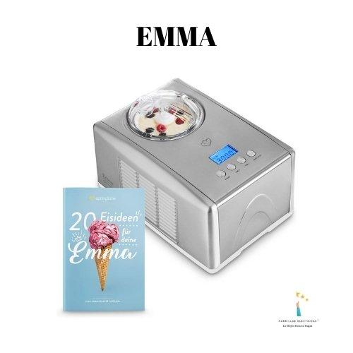 3. Máquina para hacer helados Emma