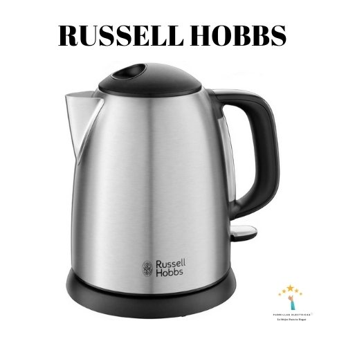 3. Russell Hobbs Adventure - jarra electrica para calentar agua