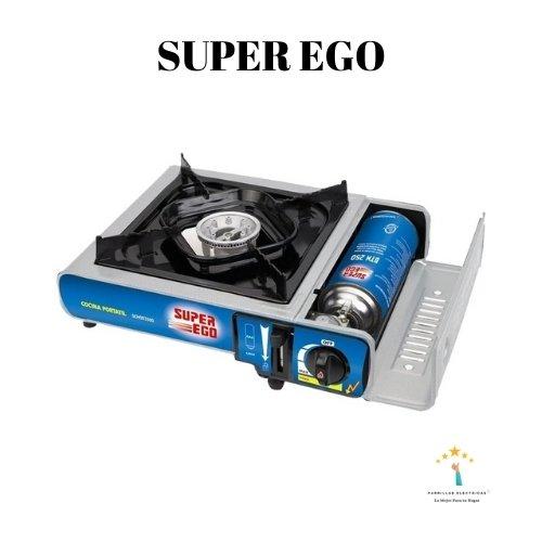 4. Hornillo De Gas Super Ego