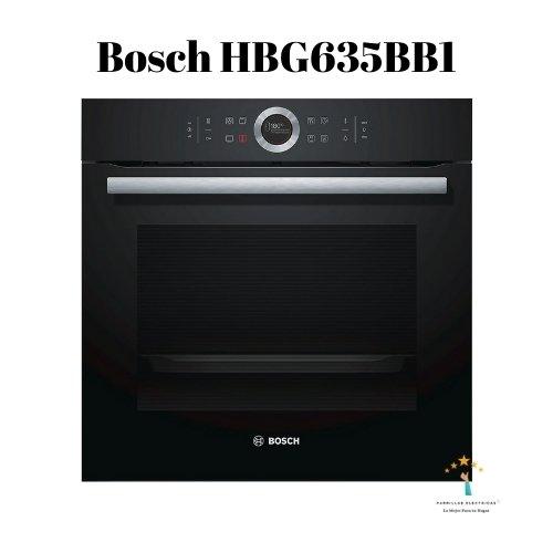 horno  Bosch HBG635BB1 serie 8