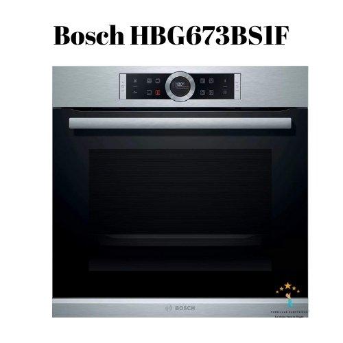 4. Bosch Serie 8 HBG673BS1F
