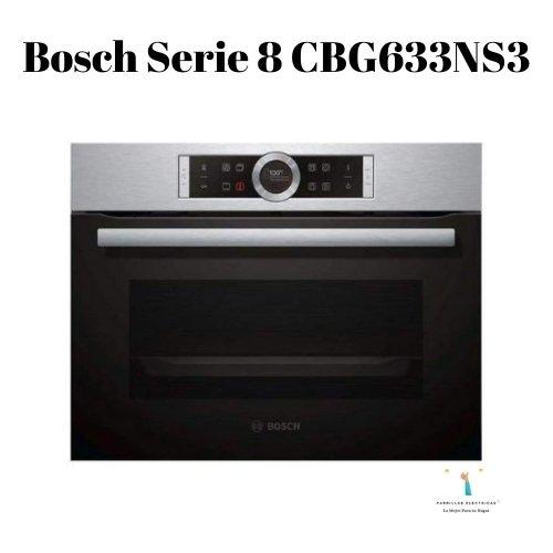 3. Bosch Serie 8 CBG633NS3