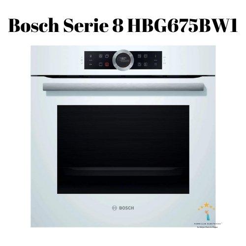 2. Bosch Serie 8 HBG675BW1