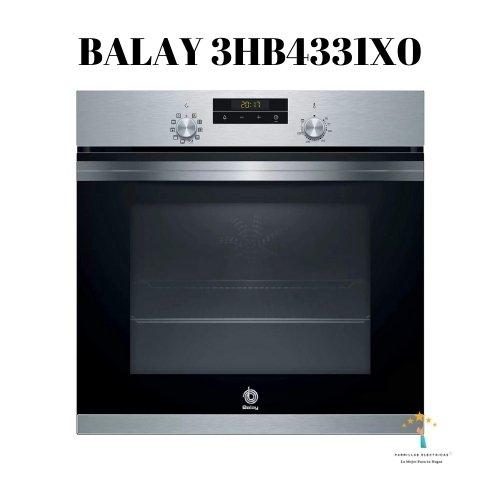 2. Balay Horno 3HB4331X0