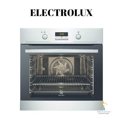 2. Electrolux Horno Pirolítico