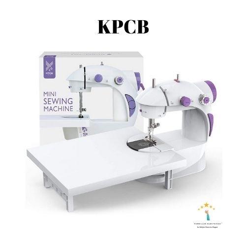 4. Mini máquina de coser portátil KPCB