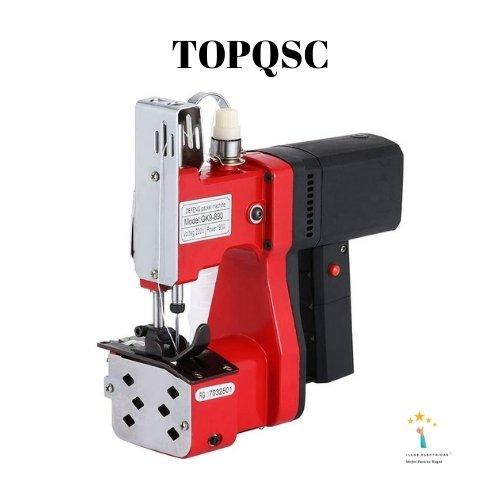 5. La mejor maquina de coser portátil Topqs