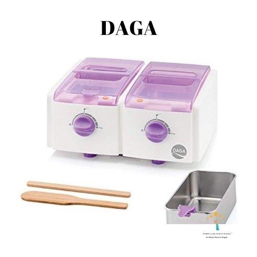 4. Daga WH - máquina cera caliente