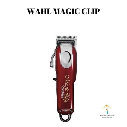 maquinilla wahl magic clip