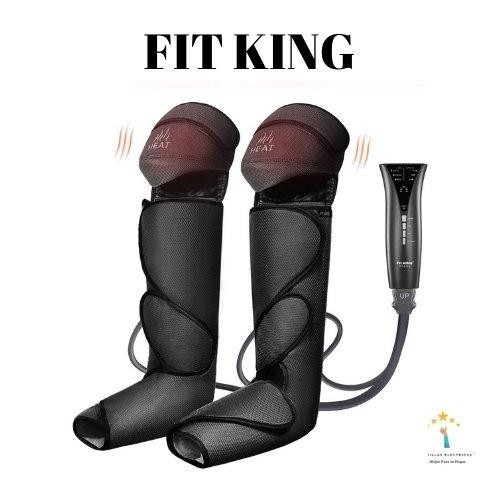 masajeador de piernas fit king