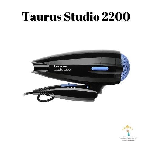 3. Secador de pelo con difusor Taurus