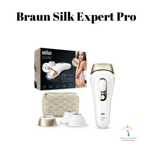 2.  BRAUN IPL SILK-EXPERT PRO 5