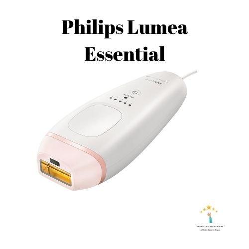5.  PHILIPS LUMEA ESSENTIAL IPL