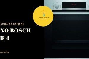 Los Mejores Hornos Bosch Serie 4
