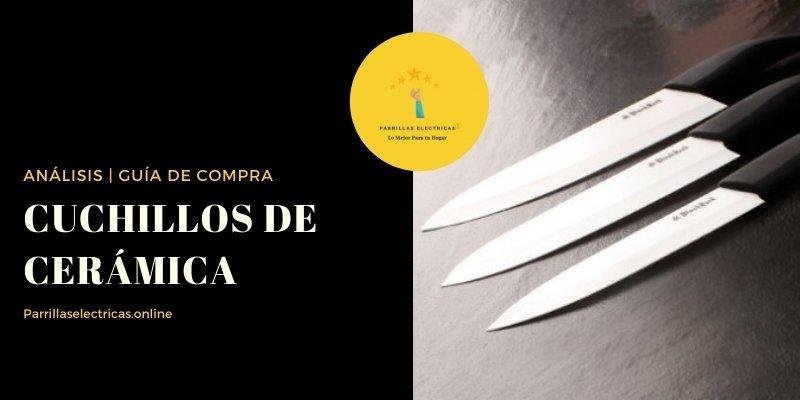 mejores cuchillos de cerámica