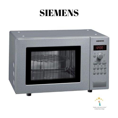 4. Microondas acero inoxidable encastrable Siemens