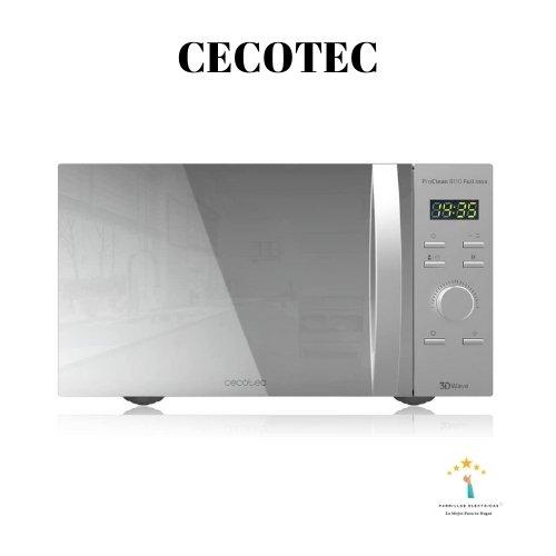 2.  Cecotec - mejor microondas grill