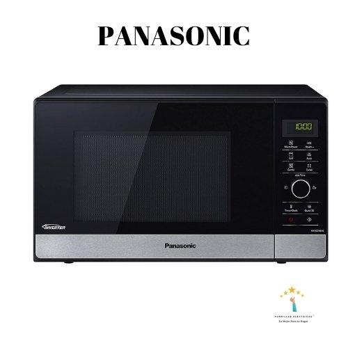 1. Panasonic - mejor microondas con grill