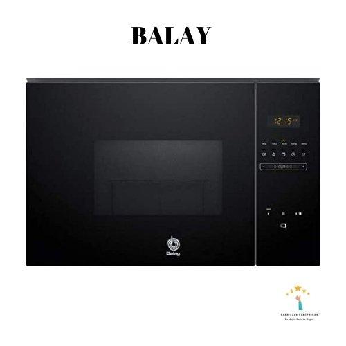 1. Balay - Microondas integrable barato