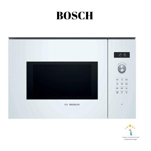 4. Microondas Bosch serie 6