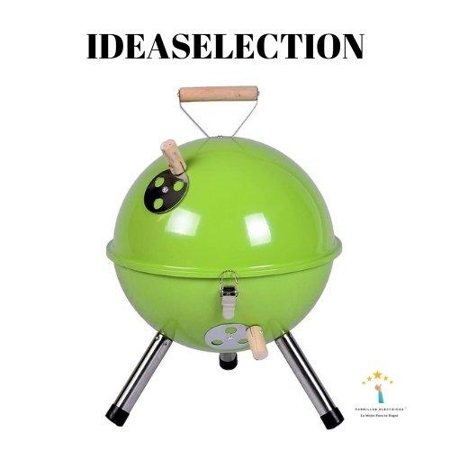 3. Ideaselection (carbón) mini barbacoa ideaselection