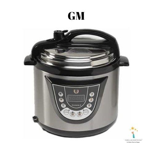 3. Cocina Programable Gm