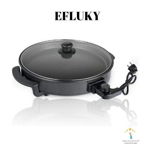 3. Paellera eléctrica Efluky multifunción GD-3840