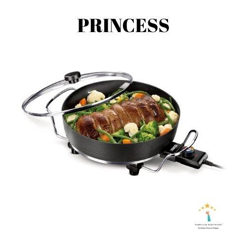 paellera eléctricas princess