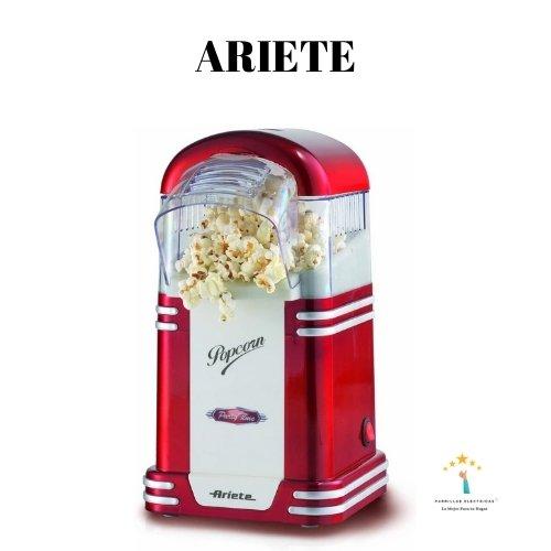 5. Máquina de palomitas Ariete Party Time