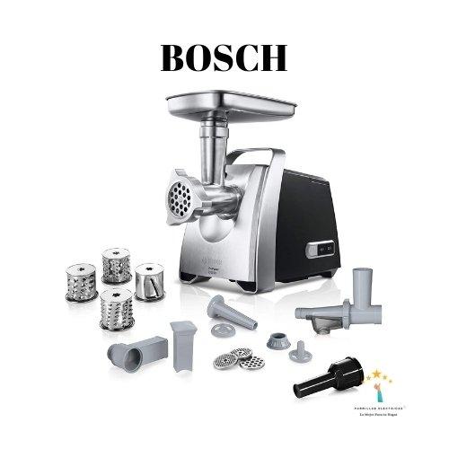 2. Bosch picadora de carne - maquinas de picar carne y embutir electricas