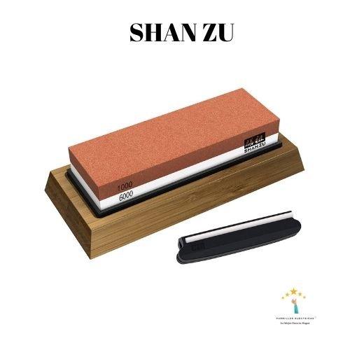 piedra afilar shan zu
