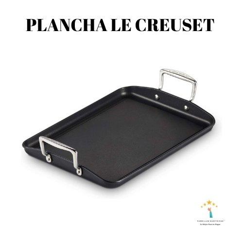 3. Plancha Le Creuset - cacerolas le creuset
