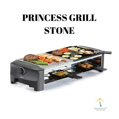 4. Princess 162820 Modelo de alta potencia - raclette 1500w