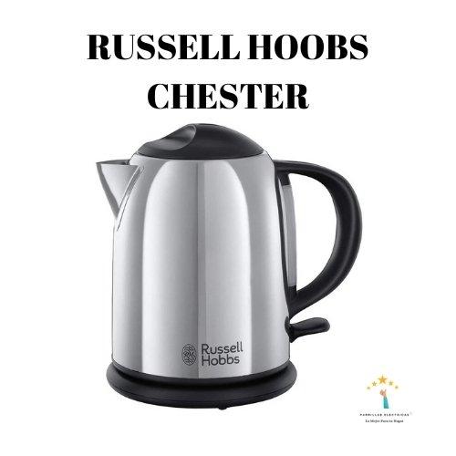 tetera eléctrica russell hoobs chester
